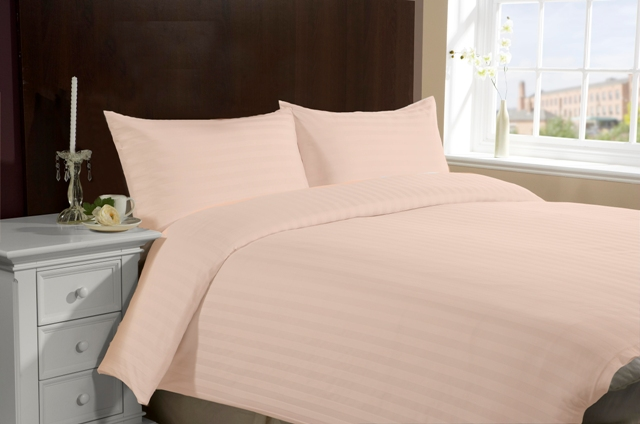 Cal-King/ King Hotel Collection 4-Piece Bedding Sets - Peach