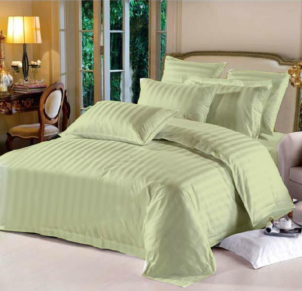 King Hotel Collection 6-Piece Bedding Sets – Green