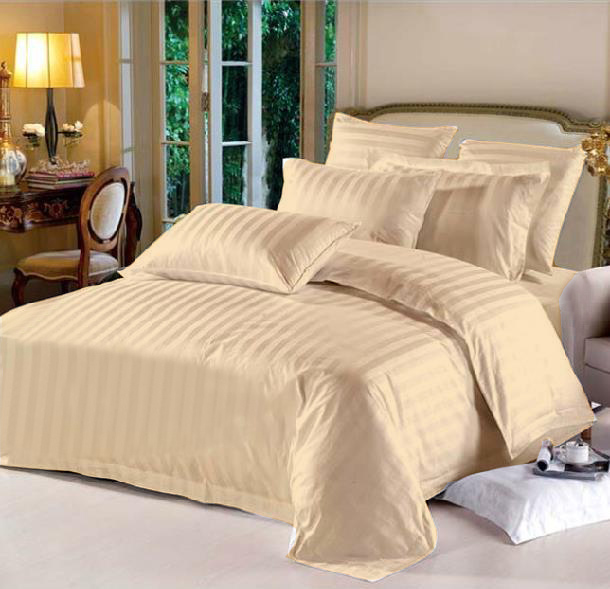 Queen Hotel Collection 6-Piece Bedding Sets – Peach